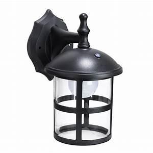 Honeywell ss led outdoor wall mount lantern light