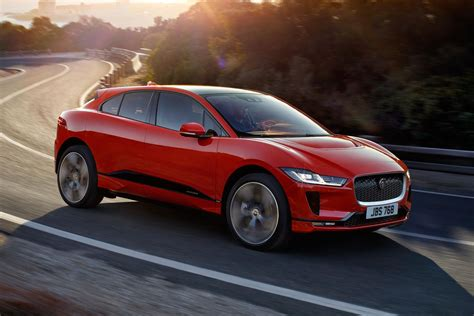2019 Jaguar Ipace Packs 240 Miles Of Range, Awd
