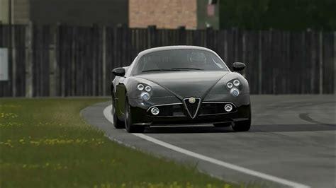 Alfa Romeo Top Gear by Alfa Romeo 8c Competizione Top Gear Track