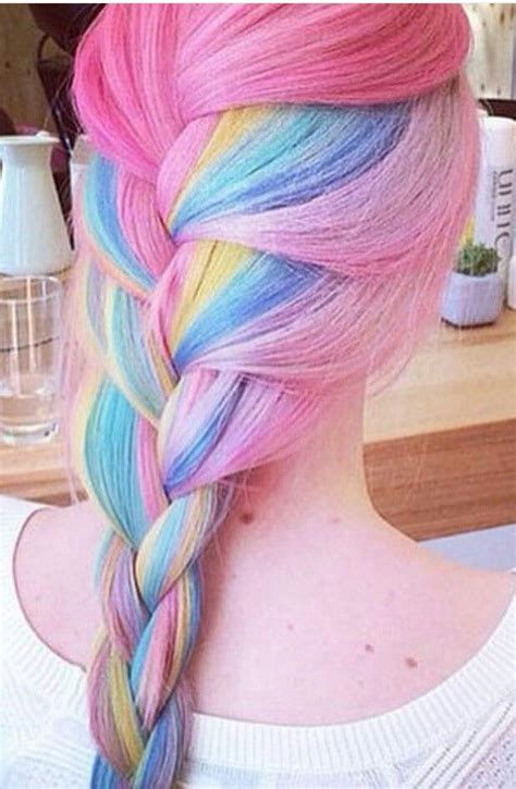 Best 25 Bright Hair Colors Ideas Only On Pinterest