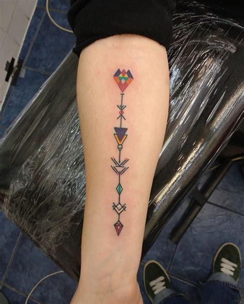 Aztec Arrow Tattoo  Wwwimgkidcom  The Image Kid Has It