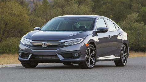 First drive: 2016 Honda Civic sedan