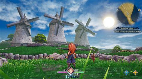 Nintendo shares Trials of Mana remake gameplay on Switch - Nova Crystallis