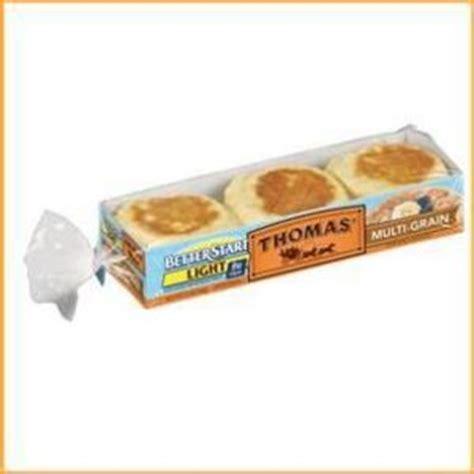 thomas 39 better start high fiber 100 calories english