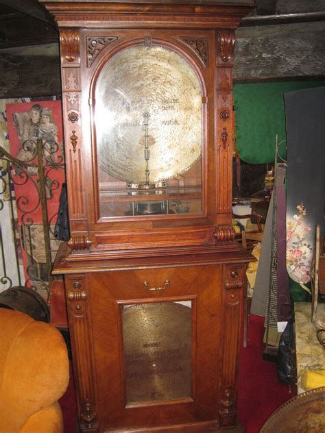 Great savings & free delivery / collection on many items. Antique music box by Adler, coin-op with beautiful tone ...