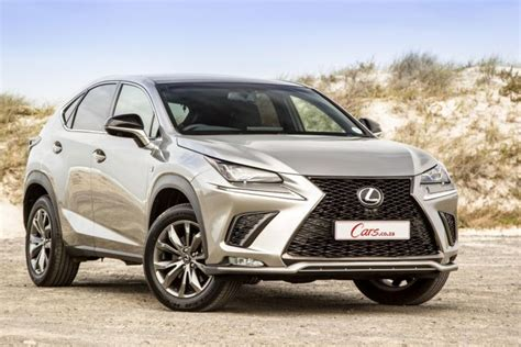 Lexus Nx300 Fsport (2018) Review Carscoza