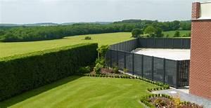 Haie Naturelle Brise Vue : la palissade naturelle comme brise vue dans son jardin ~ Premium-room.com Idées de Décoration