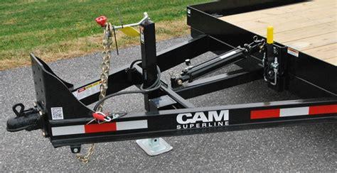 tandem axle tilt burkholder manufacturing