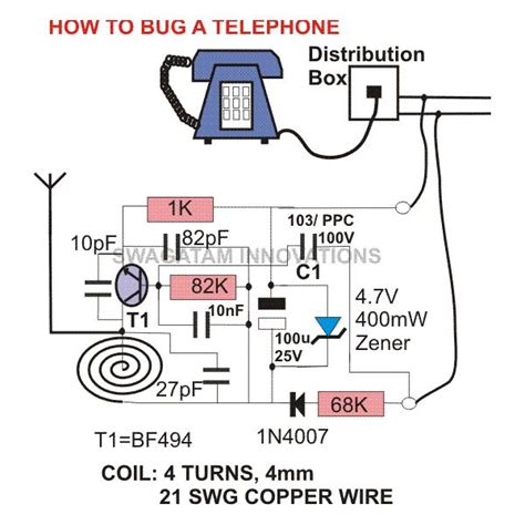 bug  telephone  record bugging devices equipment