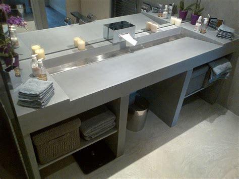 alligator cuisine choisir du béton dans la salle de bain