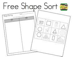 teaching math shapes images math classroom