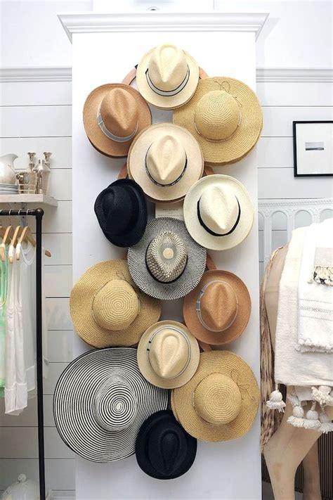 25 best ideas about wall hat racks on diy hat