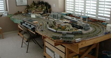 ho train table plans bing images model trains