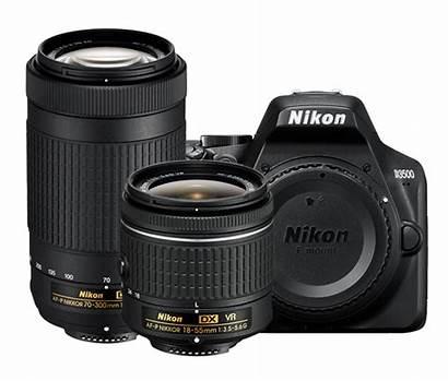 D3500 Nikon Lens Kit Dslr Slr Lenses