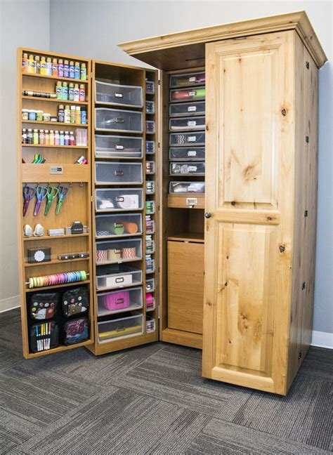 craft and main media cabinet the workbox 2 0 the queen of craft organization http