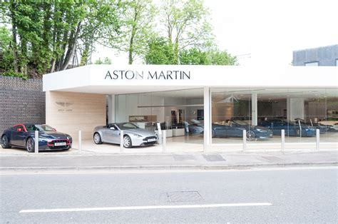 Official Aston Martin Dealer