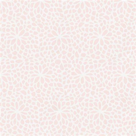 pale pink modern mums fabric   yard pink fabric