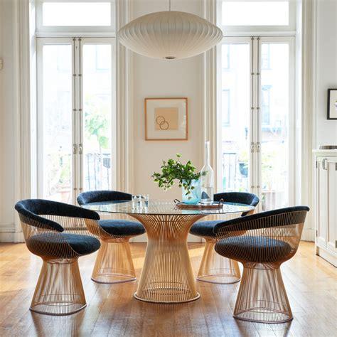 knoll platner dining chair utility design uk