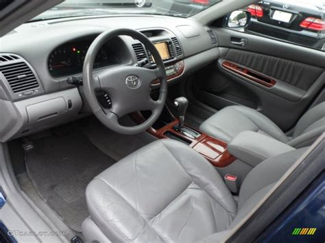 stone interior  toyota camry xle  photo