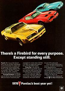 Poncho Madness  10 Classic Pontiac Ads