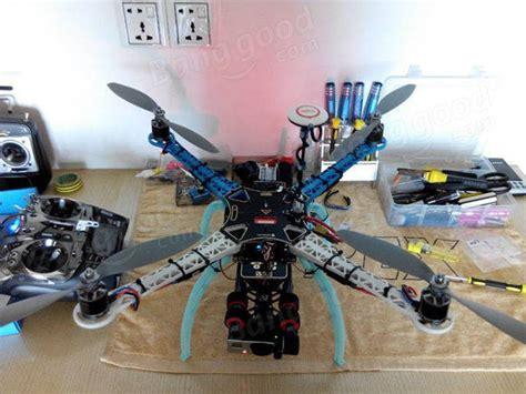 pcb frame kit  landing gear  fpv gopro gimbal  upgrade rc drone fpv racing multi