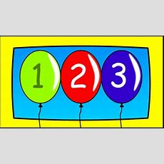 Counting Numbers 110 Youtube