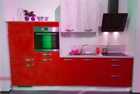 küchen ohne e geräte einbauk 252 che mankatrend 11 rot pinie k 252 chenzeile 300cm o