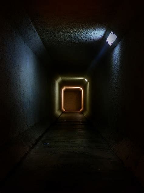 photo tunnel spooky mysterious mystic