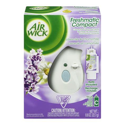 amazoncom air wick freshmatic compact  motion