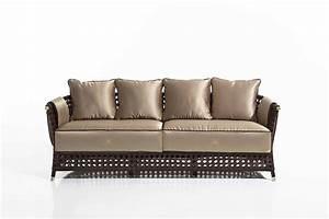 Garten Couch Lounge : rattan couch garten wohndesign und inneneinrichtung ~ Indierocktalk.com Haus und Dekorationen