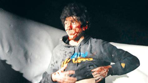 New photos of Dzhokhar Tsarnaev's capture released - CBS News
