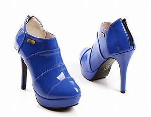 2013 blue patent leather heels shoes for ladies fashion With blue dress shoes for wedding