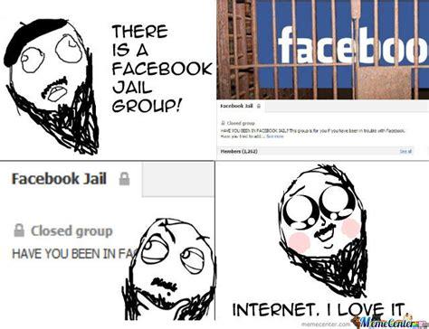 Facebook Jail Memes - facebook jail group by beardwulf meme center
