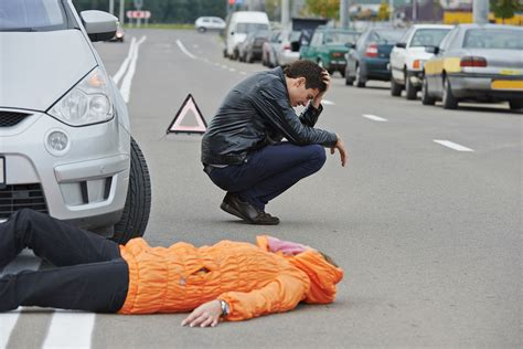 What Causes Pedestrian Accidents?