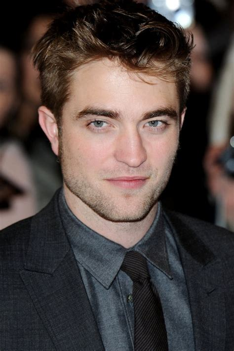 Robert Pattinson revives Twilight quiff for Toronto's Map To The Stars event   Daily Mail Online
