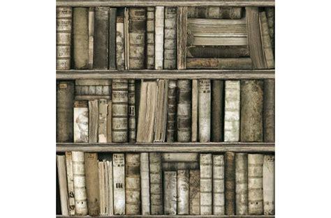 papier peint biblioth 232 que antique papier peint trompe l