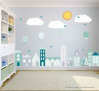 great kidsroom wall decals City Wall Decals Wall Decals Nursery Baby Wall Decal Kids