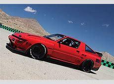 Stunning Starion Mitsubishi Packs A PunchTurnology