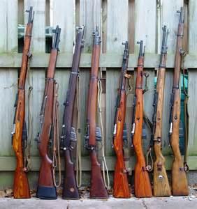 World War 2 Surplus Rifles