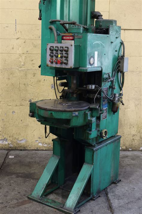 ton denison hydraulic press stock