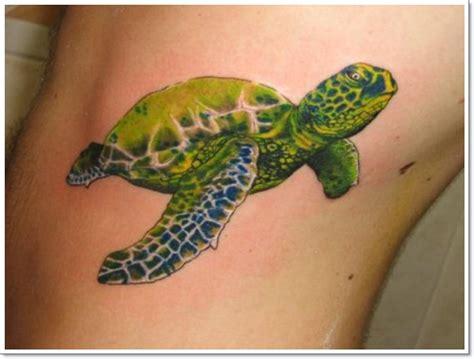 stunning turtle tattoos    endure  test