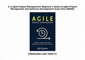 Agile Project Management  Beginner S Guide To Agile