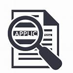 Hiring Process Apply Careers Icon Dot State
