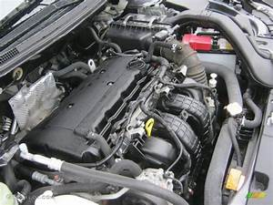 2009 Mitsubishi Lancer De Engine Photos