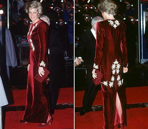 lady dianas dresses auctioned news geniusbeauty