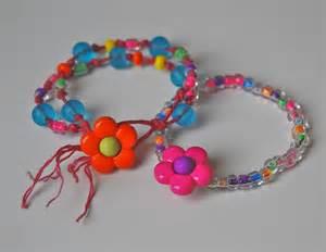 Little Girls Bracelet Make