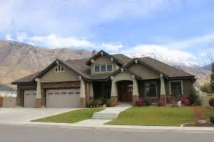 design custom home exteriors craftsman exterior salt lake city by joe carrick design custom home design