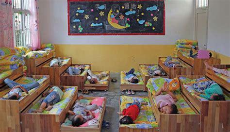 children   post lunch nap   muziping village