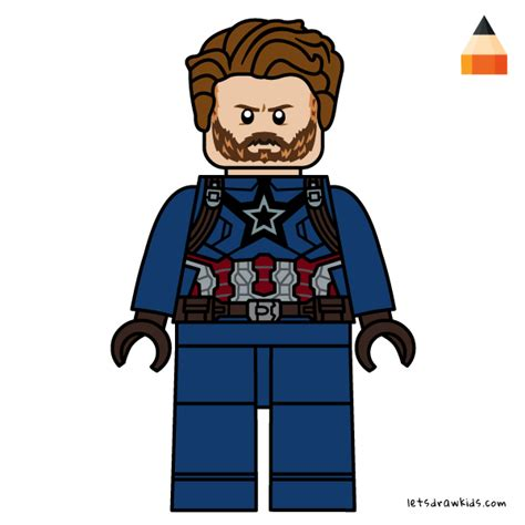 drawing lego avengers infinity war crafting in 2019