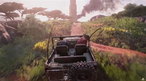 uncharted  thiefs  gameplay video    ps